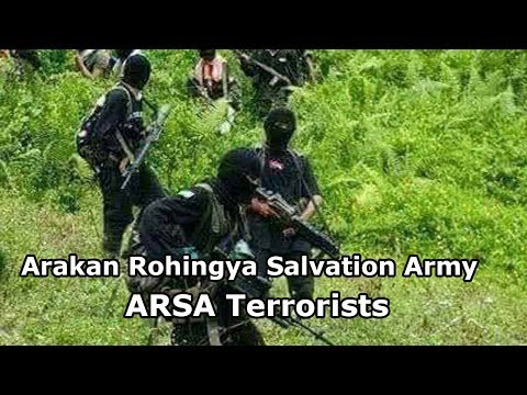 ARSA Terrorists Ongoing Islamization