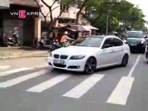 Đám cưới toàn siêu xe ở Sài Gòn - Dam cuoi toan sieu xe o Sai Gon Teen8.Biz