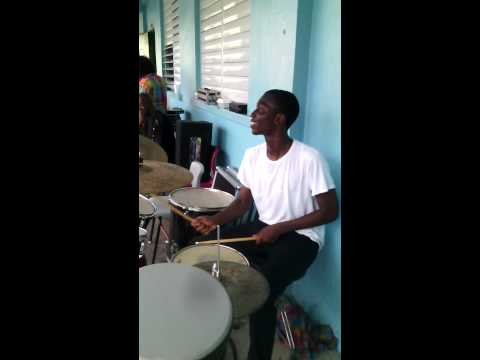 SMA creole day.....drummer free up