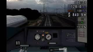 Train Simulator 九州新幹線 787系 特急つばめ 西鹿児島行 熊本⇒水俣 衝撃な結末!!