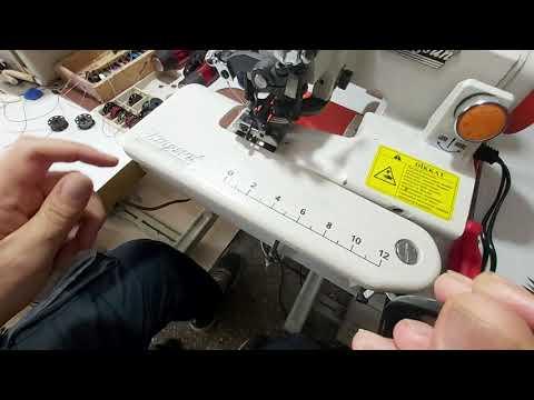 MT 800-1(141 23) Strobel Makinası