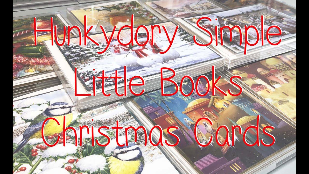 hunkydory little books bulk