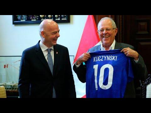 ¿El presidente de la FIFA, Gianni Infantino, dará un gran anuncio para el fútbol peruano?