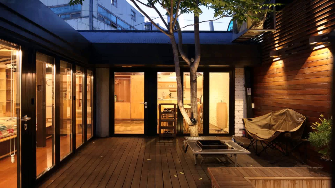 House Design Korean Style - YouTube