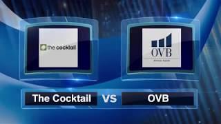 Javier Sánchez se luce ante The Cocktail y OVB peleará por un nuevo título