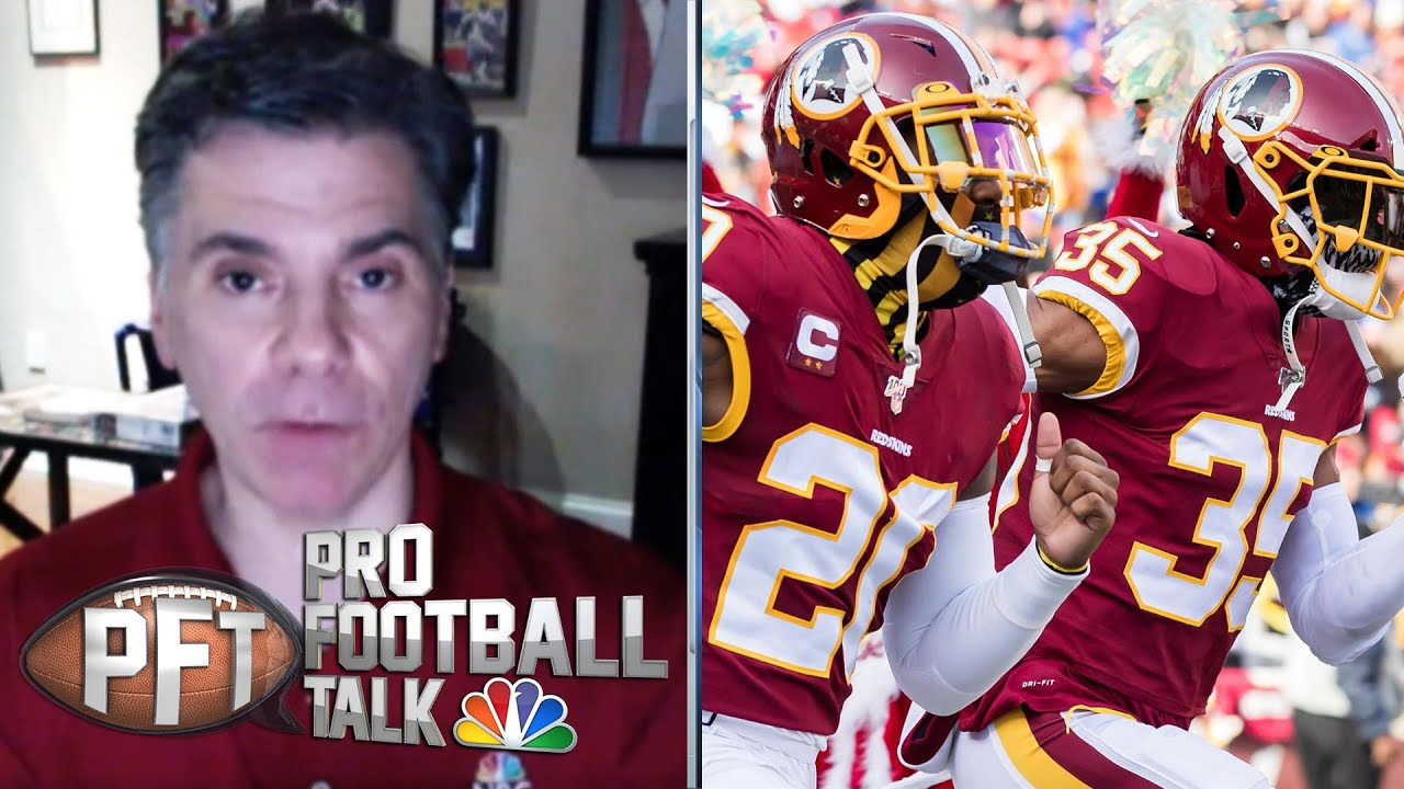 PFTPM: Washington reviewing team name, 2020 NFL season remains uncertain (FULL EPISODE) | NBC Sports
