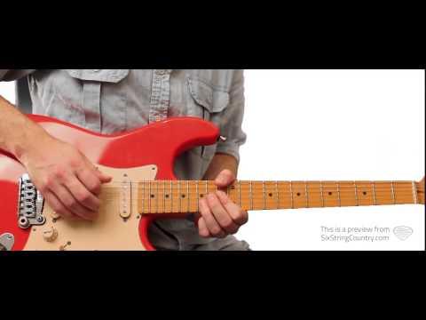 Jimi Hendrix - Seven Blues Riffs - Guitar Lesson