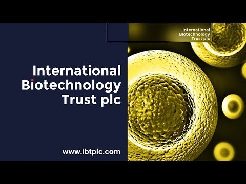 International Biotechnology Trust (IBT) presentation at Shar