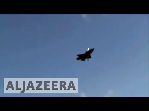 US warplanes target ISIL in Libya for first time