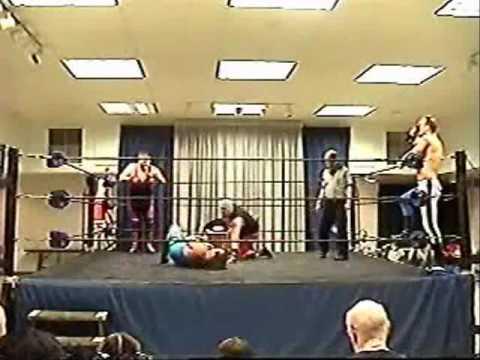 Canadian Hit Squad vs Adam Renolds & Jonny Lawless...