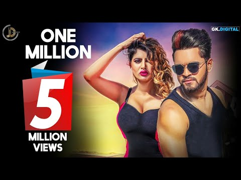 One Million (Full Video) | Kunal | Latest Punjabi Songs 2017 | Juke Dock
