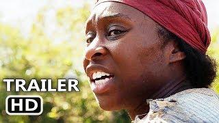 HARRIET Official Trailer 2019 Cynthia Erivo Janelle Mone Movie HD