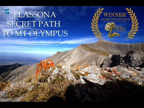 Mt. Olympus: Elassona the secret path