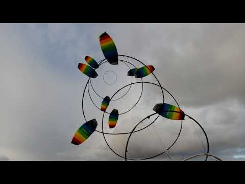 Hi Power Kite Turbine Test
