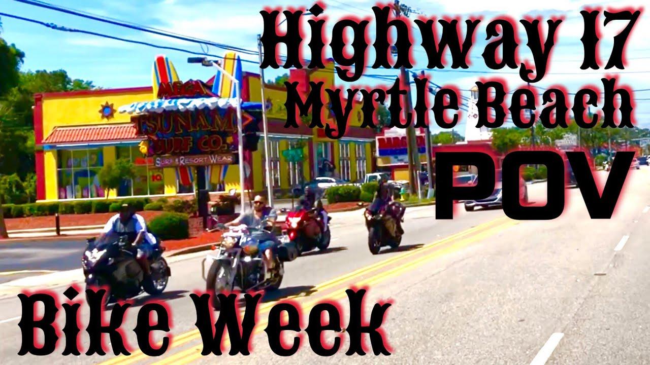 Myrtle Beach Bikefest Memorial Day