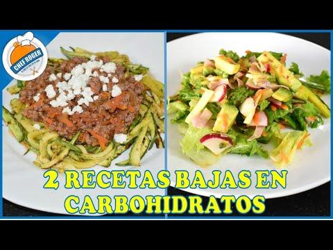 Come sin culpa 2 recetas saludables apto para diabeticos, keto o simplemente comer mejor