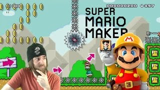 99% Imposible #1 REMAKE? | 0.07% Easy Kaizo Gone Wild by ZetaSSJ - Super Mario Maker