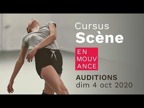 Cursus Scène du Centre Artistique En Mouvance
