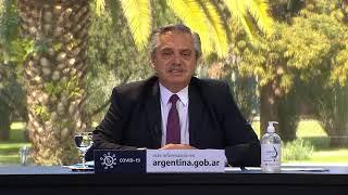 Anuncio de obras para Chubut, Buenos Aires, Santa Fe, Tucumán y Tierra del Fuego