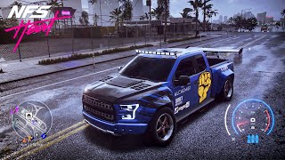 แต่งซิ่ง FORD F-150 Raptor : Need for speed heat VideoGame [NB Gaming]