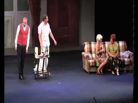 Спектакль «Подыскиваю жену. Недорого!» в театре «Сатирикон»