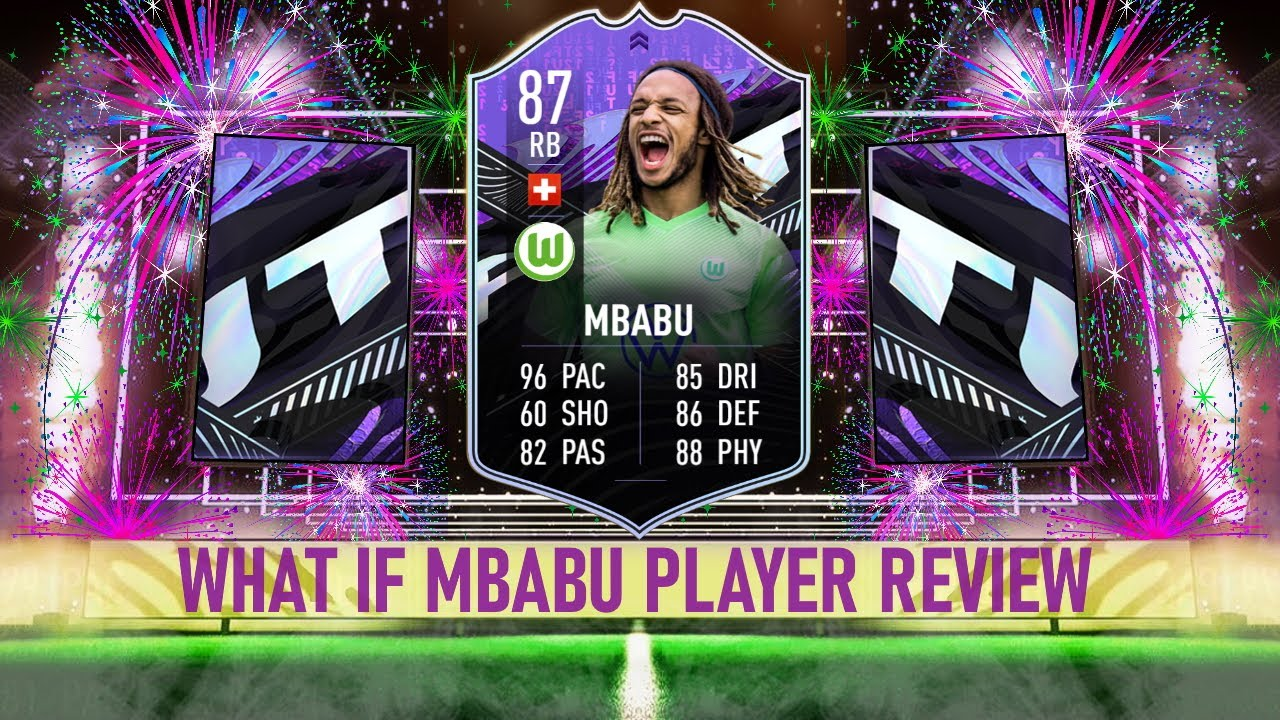 Download FIFA 21 | WHAT IF MBABU (87) PLAYER REVIEW