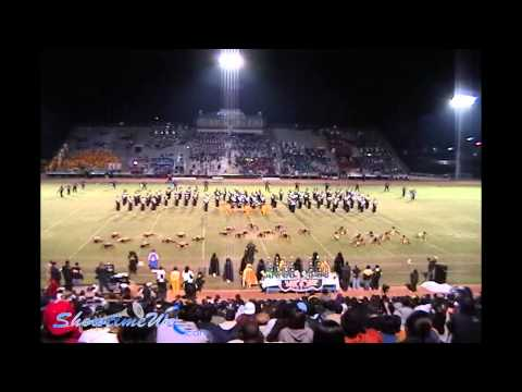 Fort Bend Thurgood Marshall Fieldshow - 2004 LaMarque BOTB