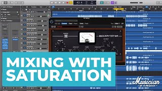 Download Mp3 Mixing With Saturation  Everything You Need To Know