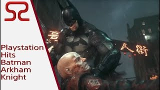 Games For Less PlayStation Hits: First Look Batman Arkham Knight