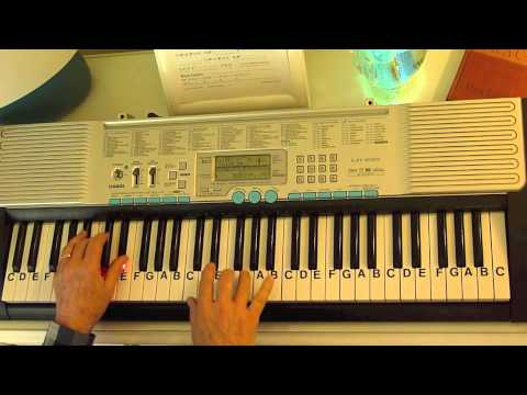 How To Play Rolling In The Deep Adele Letternoteplayer Youtube