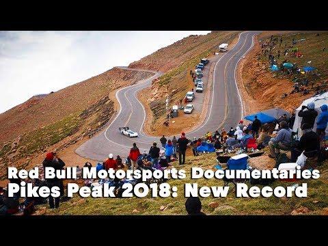 Pikes Peak Record Beaten: The Power of Electricity.   Pikes Peak Hillclimb 2018