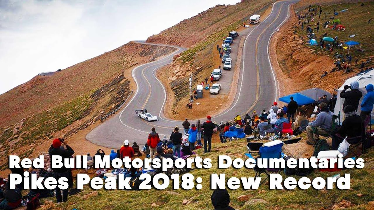 Red bull tv pikes peak live webcam