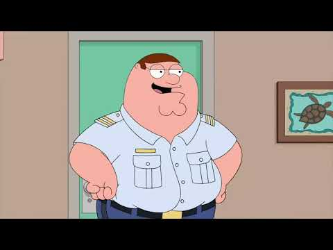 This is the  US coast guard and when you're here .. - Family Guy