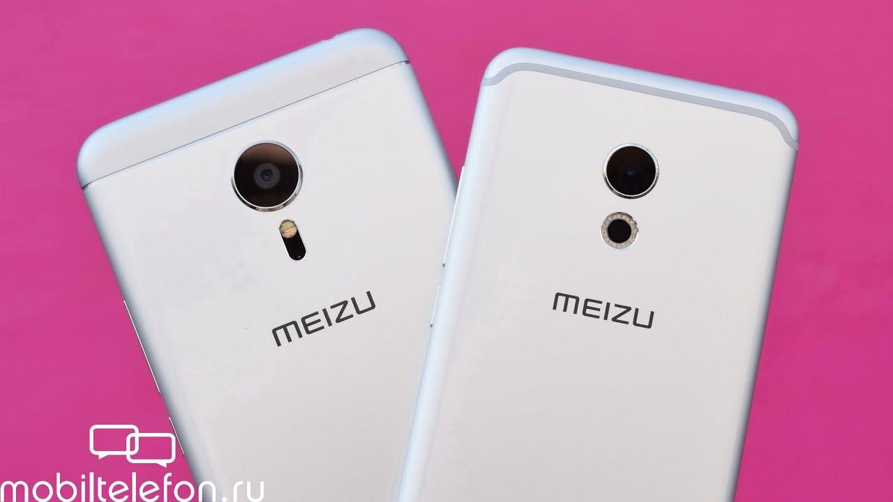 Обзор Meizu Pro 6 Plus - YouTube