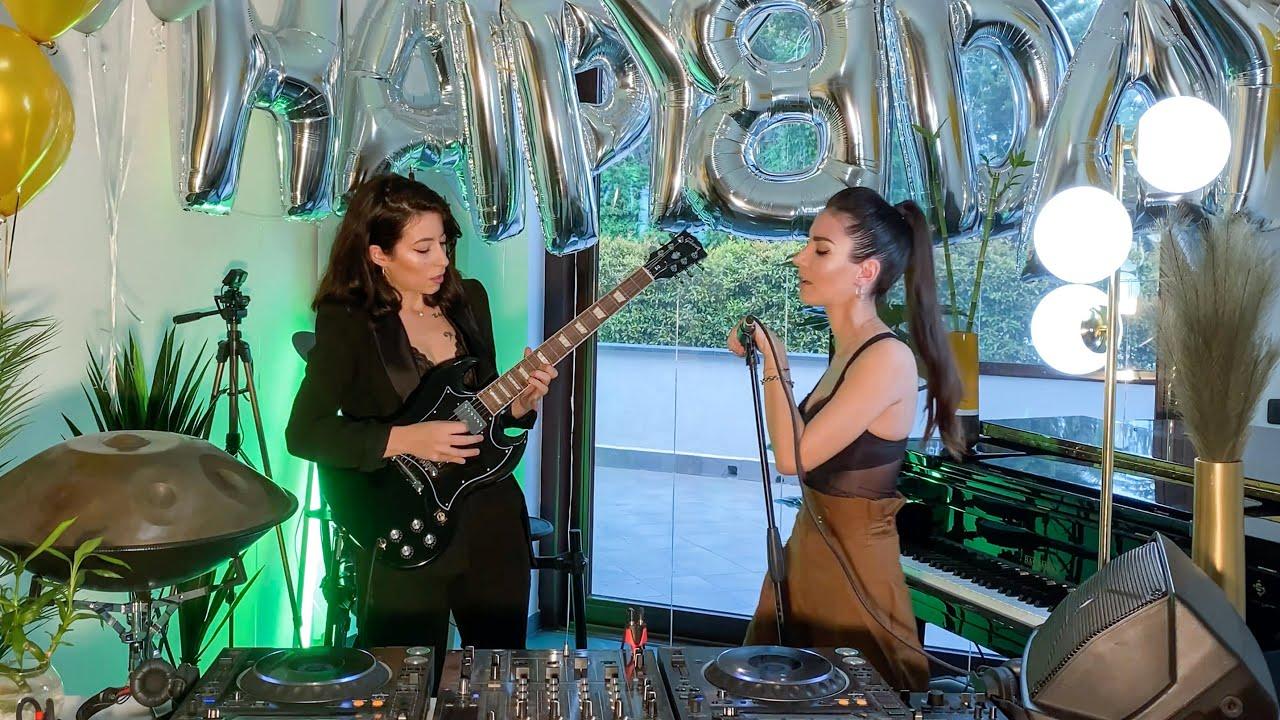Giolì & Assia - #DiesisLounge @Episode 06 // Giolì's Birthday Edition //