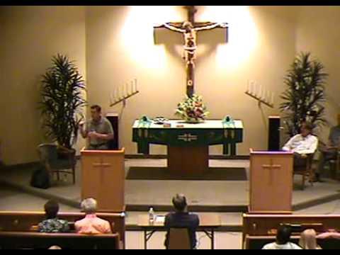 Atheism / Theism Debate - Steve Gregg vs William Ramsey