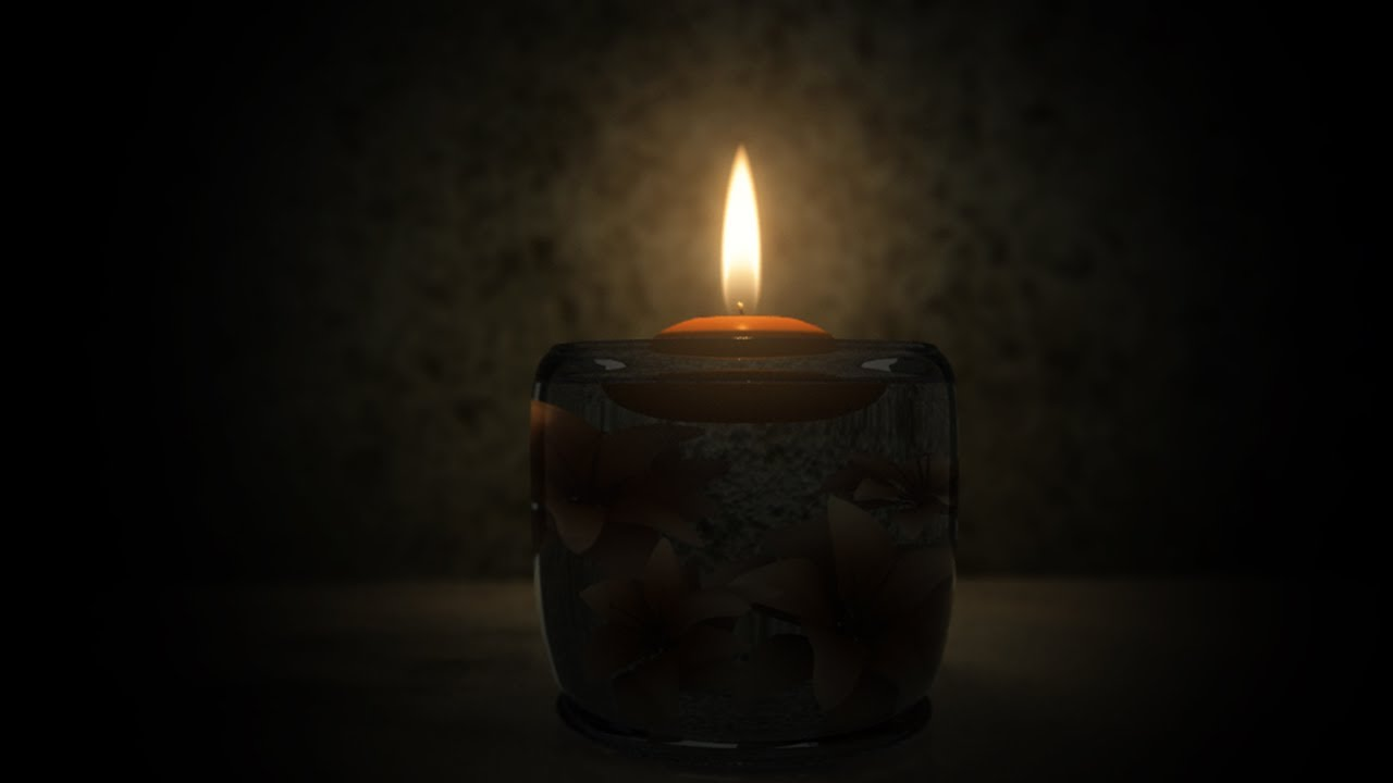 Maya Tutorial Now Available Creating A Realistic Candle Flame Youtube Flickering Flamewax Led Candleled Electronic Circuit