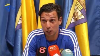 Rueda de prensa de Sergio Mantecón (17-08-16)