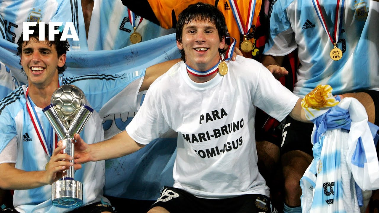 Lionel Messi as a teenage sensation | FIFA U-20 World Cup