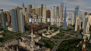 Minecraft | World of Worlds 2.8