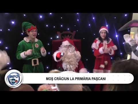 Mos Craciun la Primaria Pascani - BitTV Pascani