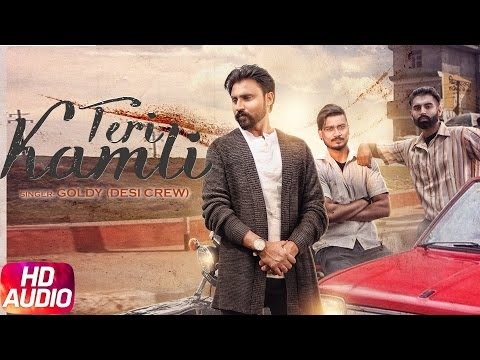 Teri Kamli (Full Audio Song) | Goldy Desi Crew | Punjabi Audio Songs | Speed Records