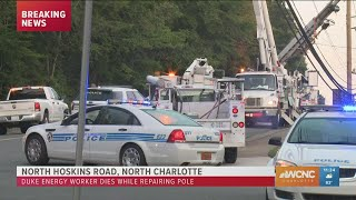 Duke Energy Lineman Dies After Electrocution From Power Lines
