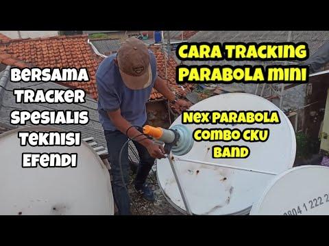 Frekuensi Transponder Nex Parabola Telkom 4 C Band dan Ku Band