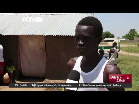 Street children in Juba use music and art to empower themselves