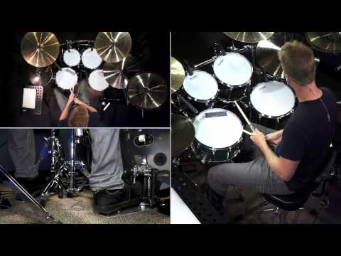Recycling Your Drum Beats - Free Drum Lessons