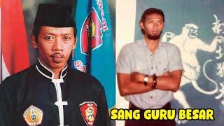 Raden Totong Kiemdarto | Sang Guru Besar IKSPI Kera Sakti