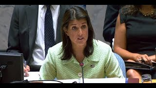 Why Nikki Haley Is Resigning