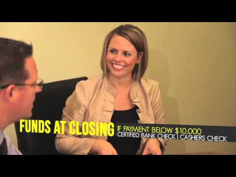 Chicago Title Buyer's Checklist   Closing Guide HD