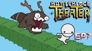 BattleBlock Theater! - Co-op w/ H2O Delirious (Racoon-deer!) (EP7)
